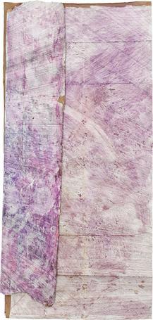 Untitled 2014 mixed media 78 x 42 cm