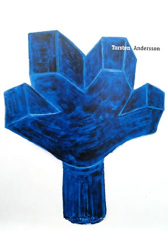 TORSTEN ANDERSSON - Statues  Softback 30 x 24 cm 26 pp Illustrated throughout Interview by Magnus Bons  Published by Galleri Lars Bohman 1998 Swedish ISBN 91-972370-7-8  Price: SEK 100