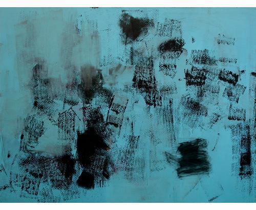 Boy 2006 acrylic on canvas 195 x 254.5 cm