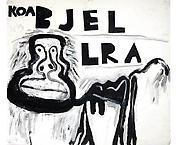 Bella Koa 1999 mixed media 51 x 56 cm