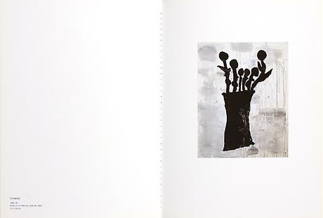 DONALD BAECHLER - Flowers and trees
