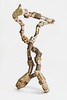 Nijinski 2012 wood 170 x 85 x 115 cm