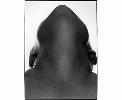 Portrait (Uncut) III 2001 c-print 135 x 97 cm