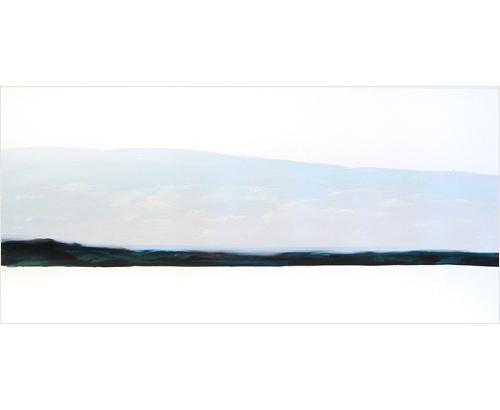 Untitled 2003 monotypie 123 x 248 cm