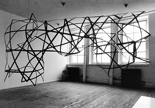 installation view  P.S.1, New York, 1980