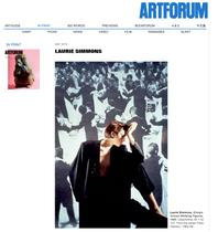 ARTFORUM: FASHION