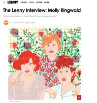 INTERVIEW: MOLLY RINGWALD