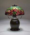 Tiffany Studios <br> Woodbine Table Lamp