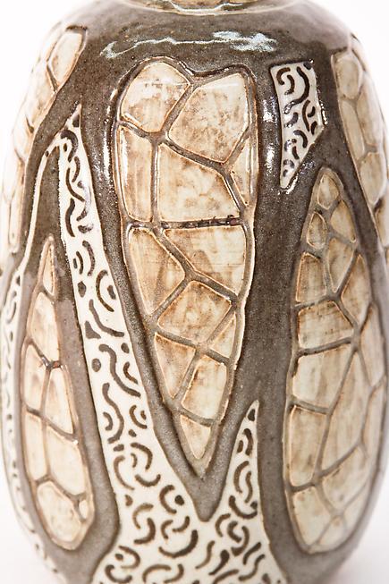 Raoul Lachenal  Pottery Vase 3