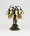 Tiffany Studios <br> 18-Light Lily Table Lamp