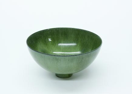 Gertrud and Otto Natzler <br> Ceramic Bowl 3