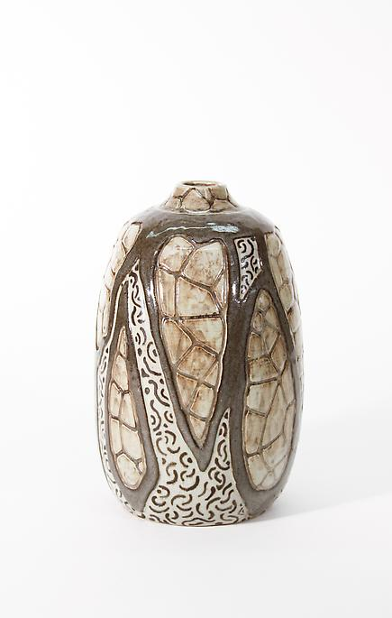 Raoul Lachenal &lt;br&gt; Pottery Vase 2