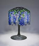 Tiffany Studios <br> Wisteria Table Lamp