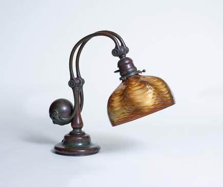 Tiffany Studios  Counter-Balance Desk Lamp 2