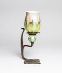 Tiffany Studios  Cobra Candle Lamp