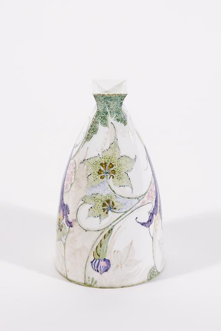 Rozenburg den Haag  Porcelain Bud Vase 2