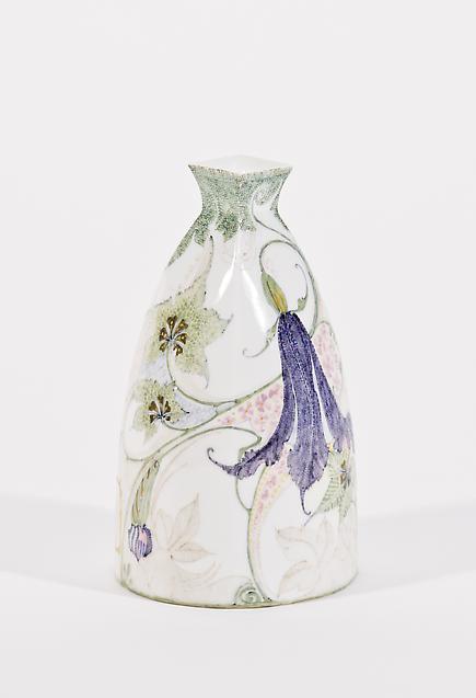 Rozenburg den Haag  Porcelain Bud Vase 3