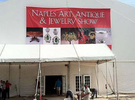 The Naples Art, Antique & Jewelry Show 1