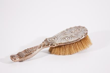 Whiting Co. &lt;br&gt; Sterling Silver Brush 2