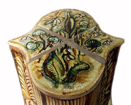 Henry Varnum Poor  Ceramic Stove 4
