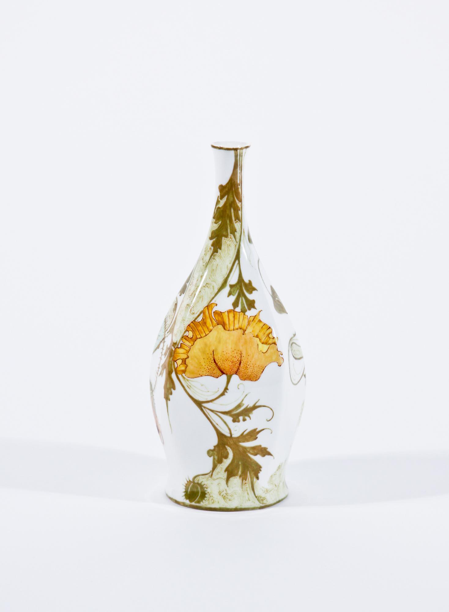 Rozenburg den Haag  Porcelain Vase 3