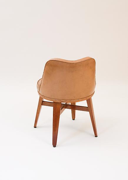 Ed Wormley for Dunbar  Writing Table and Swivel Chair 5