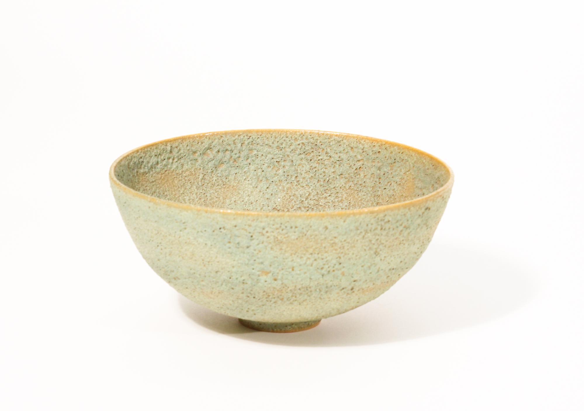 Gertrud and Otto Natzler  Ceramic Bowl 1