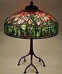 Tiffany Studios<br> Tulip Lamp
