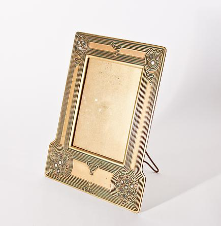 Tiffany Studios &lt;br&gt;Abalone Picture Frame 2