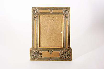 Tiffany Studios &lt;br&gt;Abalone Picture Frame 1