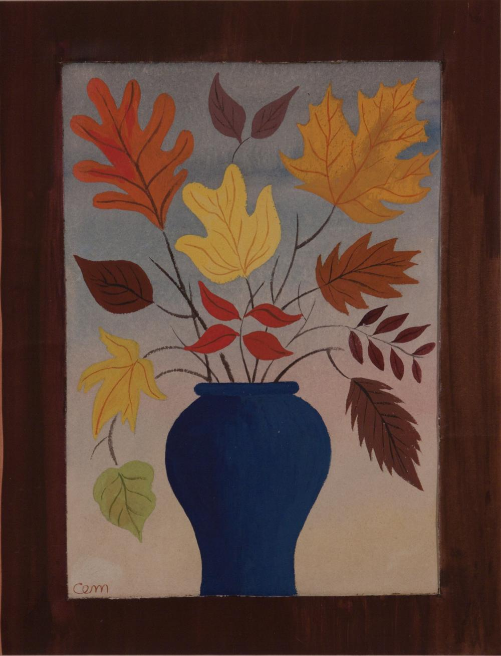 Charles E. Martin Autumn Leaves 2