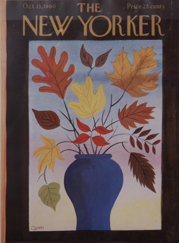 Charles E. Martin Autumn Leaves 3