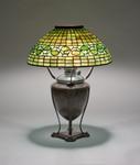 Tiffany Studios <br> Acorn Table Lamp
