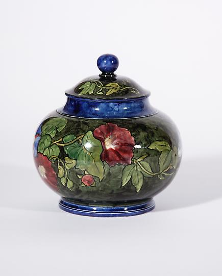 John Bennett <br>Covered Jar 2