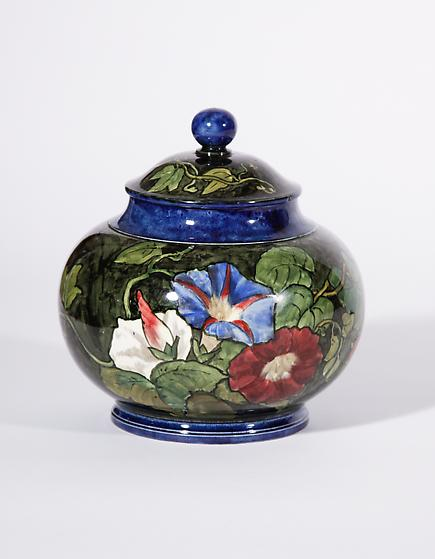 John Bennett <br>Covered Jar 1