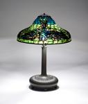 Tiffany Studios <br> Rare Bird Lamp