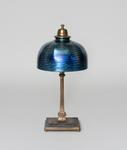 Tiffany Studios <br> Damascene Desk Lamp