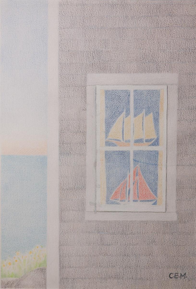 Charles E. Martin Boats in Window 1