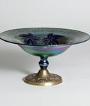 Tiffany Favrile Glass <br> Intaglio Centerpiece