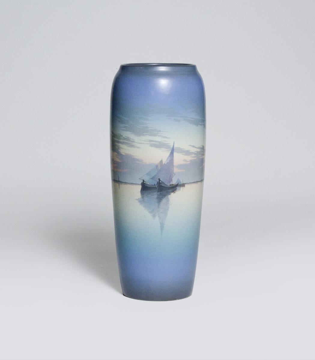 Carl Schmidt for Rookwood Pottery  'Venetian Vellum' Vase 1