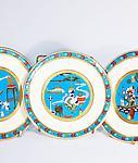Minton  <br>Porcelain Plates