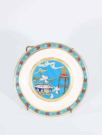 Minton  &lt;br&gt;Porcelain Plates 4