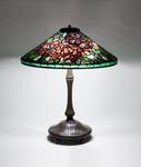 Tiffany Studios <br> Clematis Table Lamp