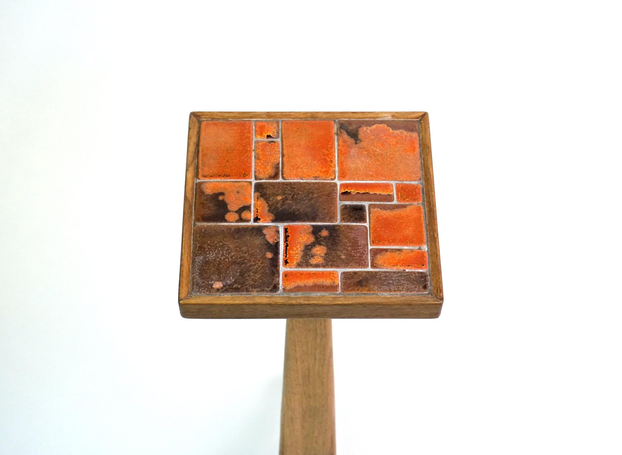 Edward Wormley for Dunbar  Janus Tripod Table 3