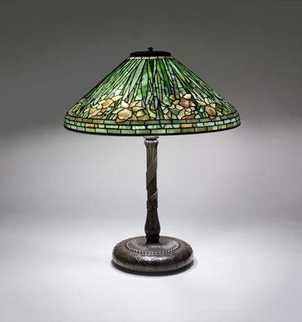 Tiffany Studios <br>Daffodil Table Lamp 2