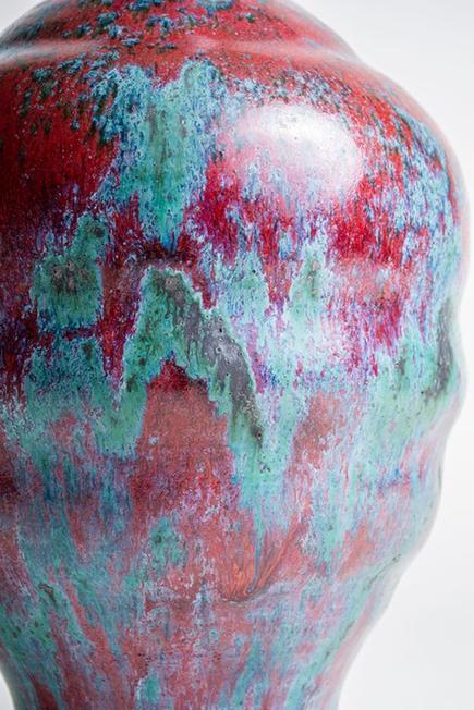 Pierre-Adrien Dalpayrat Rare Coiled Vase 2