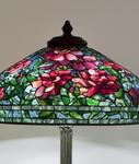 Tiffany Studios <br> Peony Junior Floor Lamp