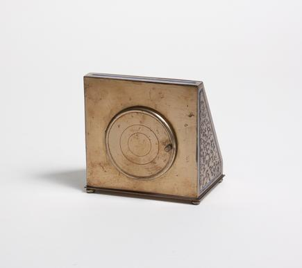 Tiffany Studios <br> Enameled Desk Clock 2