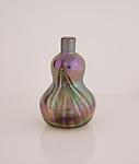 Tiffany Favrile Glass &lt;br&gt; Decorated Cabinet Vase