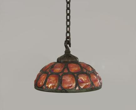 Tiffany Studios <br> Hanging Turtle Back Shade 2